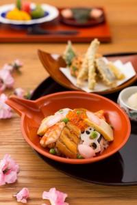 Yamazato Girl Festival Gozen Hina Sushi
